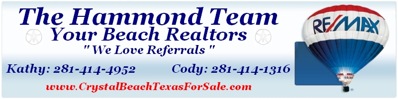 Kathy Hammond, Your Beach Realtor